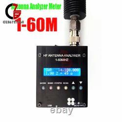 Digital MR300 Antenna Analyzer Shortwave Meter 1-60M For Ham Radio Signal Test