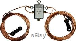 Dipole Antenna 80-10m Windom Style Off Set