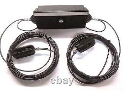 Dipole antenna MY-DP20-3K with 11 BALUN / 20m 14MHz Rated at 3KW 33 feet long