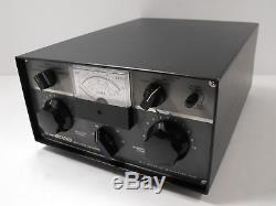 Drake MN-2000 3.5-29.7 MHz Manual Ham Radio Antenna Tuner / SWR Bridge SN 207