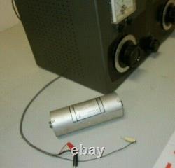 EF Johnson Viking KW Kilowatt Matchbox Ham Radio HF Antenna Tuner Coupler QRO