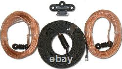 G5RV Wire Antenna FULL SIZE Deluxe 450 OHM Version