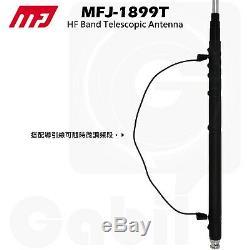 GRA-1899T Muti-Band HF Handheld Portable Mobile Vertical Antenna + 1 Wander Lead
