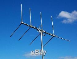 Gizmotchy 2 Meter 4 Element 1500w Beam Antenna