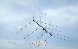 Gizmotchy 6 Meter 4 Element 5000w Beam Antenna