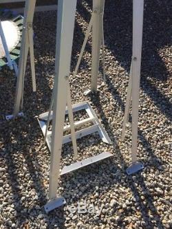 USA Made 4.5 Tall Aluminum Tower Glen Martin RT-424 4-1//2 Roof Top Tower