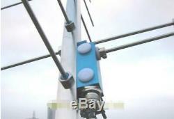 HAM antenna UV yagi antenna 430-440 143-146MHZ 11dbi amateur radio antenna