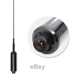 HA-750 HF/6M 7-30MHz 27MHz 50MHz Wideband Portable Broad-Band Ham Mobile Antenna