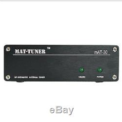 HF Automatic Auto-tuner AUTO TUNER Automatic Antenna tuner For Yeasu Ham Radio