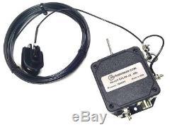 HF End Fed Antenna 1000W 80-6m / Ham Antenna with 91 UNUN/ EFLW-1K 44 feet long