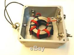 HF End Fed Antenna 1500W 80-10m / Ham Antenna with 91 dual core UNUN / 44 feet