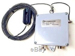 HF End Fed Antenna 1500W 80-10m / Ham Antenna with 91 dual core UNUN / 53 feet