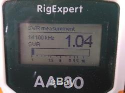 HF End Fed Antenna EFHW-4010-1kW 40-10m / Ham Antenna NO TUNER NEEDED! / 63 ft