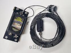 HF End Fed Antenna EFHW-8010-1K / Installation-plate / LOW