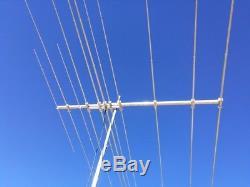 HF Multiband Yagi InnovAntennas XR5 20m/17m/15m/12m/10m 5 Band HF Yagi