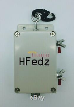 HFedz 10m-80m End Fed Half Wave (491 EFHW) HF HAM Radio Antenna