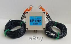 HFedz NVIS HF antenna (3-20MHZ) Ham Radio Antenna (200W PEP)
