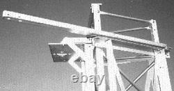 HS-1301 36 Universal Side Arm Mount for Glen Martin Hazer Tram Systems 2-6