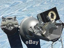HYGAIN HAM CDE AR-22 ROTOR ANTENNA ROTATOR + CONTROL CONTROLLER NICE Plus BKT