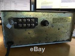HYGAIN HAM CDE CD-44 ROTOR ANTENNA ROTATOR + CONTROL CONTROLLER