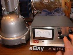HYGAIN HAM CDE CD-44 ROTOR ANTENNA ROTATOR + CONTROL CONTROLLER NICE