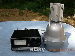 Ham 4 Cde Rotor Antenna Rotator + Hygain Control Controller