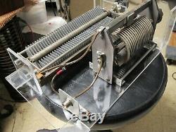 Ham Radio Antenna Tuner High Power LC 160 M 80 M Parts Only