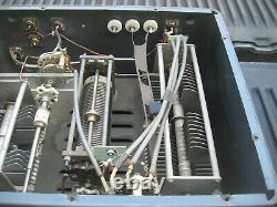 Ham Radio Antenna Tuner Well Made Home Brew Roller Inductor Vernier Dials