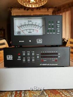 Ham Radio Antenna Turner