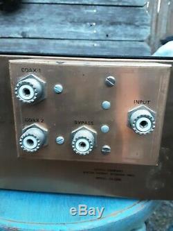 Heathkit Model SA-2060 antenna tuner for ham radio