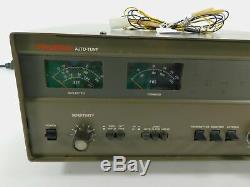 Heathkit SA-2500 Vintage Ham Radio Automatic Antenna Tuner Works Well