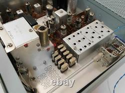 Heathkit SB-301 Ham Radio Tube Receiver with Three Filters (clean, works great)