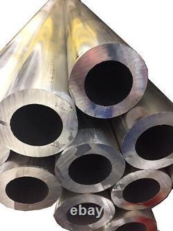 Heavy Duty 2 Diameter x 6' Long Aluminum Mast Pipe 6061-T6