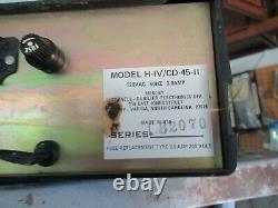 Hy Gain Transmit Reciever Direction Control (H-IV/CD-45-II) and Special Rotator