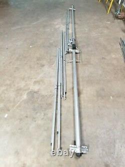 Hy-gain HY-GAIN LJ-103BA 3 Element 28 MHz Monoband 10 Meter Yagi 8 Foot Boom