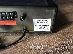 Hy-gain Ham T2x Tailtwister Tail Twister Rotor Rotator Telex Untested. Free Ship