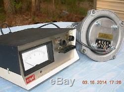 Hygain Ham Cde Cd-45 Rotor Antenna Rotator + Control Controller