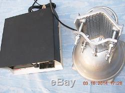 Hygain Ham Cde Cd-45 Rotor Antenna Rotator + Control Controller Nice