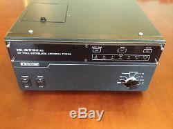 ICOM AT-500 Automatic Antenna Tuner for HF HAM RADIO