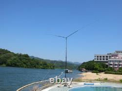 JPC-7 Multi Band mini-buddipole HF Shortwave Outdoor Portable Antenna QRP