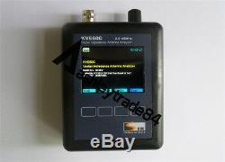 KVE-60C SWR HF Vector Antenna Analyzer Meter Impedance Graphical Ham Radio