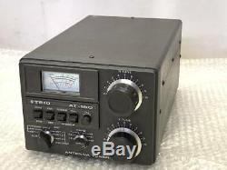 Kemwood TRIO AT-180 antenna tuner used ham radio Work well #BOF12000