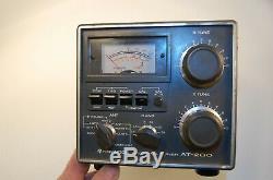 Kenwood AT-200 Ham Radio Antenna Tuner Free Ship Free Ship