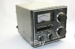 Kenwood TRIO Antenna Tuner AT-200 ham radio work For ts520 #1871.0716.7623