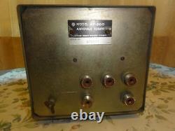 Kenwood TRIO Antenna Tuner AT-200 ham radio work For ts520 #1971.1121.8240