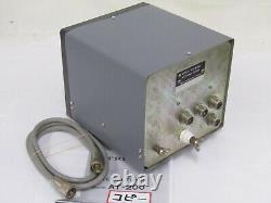 Kenwood TRIO Antenna Tuner AT-200 ham radio work For ts520 #2028.30619.5550