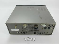 Kenwood TS-850S Ham Radio Transceiver with Antenna Tuner + Mic SN 30500280