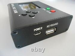 LCD Morse Code CW Trainer Ham radio station Morse short-wave station telegraphy