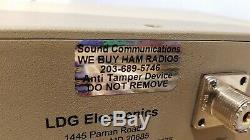LDG RT-11 Remote Automatic Antenna Tuner Weatherproof C MY OTHER HAM RADIO eBAY