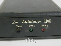LDG Z817 Autotuner Ham Radio Antenna Tuner for FT-817 Transceiver (works great)